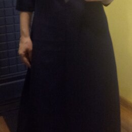 Платья - Новое длинное платье, 0