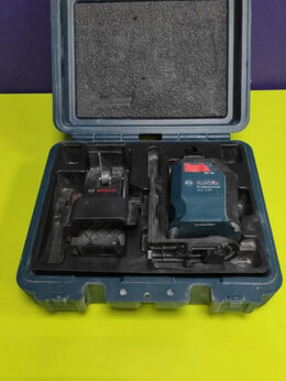 Измерительные инструменты и приборы - Нивелир Bosch GLL 2-20 + BM3 0.601.063.J00, 0