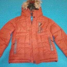 Куртки и пуховики - Куртка зимняя на 8-10лет, 0