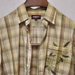 Рубашки - Рубашка O'Neal Santa Cruz с Коротким Рукавом, 0