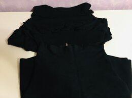 Юбки - Трикотажная юбка и платье пакетом , 0