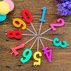 Свеча цифра на день рождения по цене 50₽ - Украшения для организации праздников, фото 3