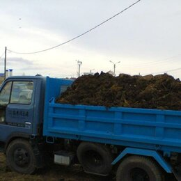 Удобрения - Коровий навоз навалом с доставкой, 0