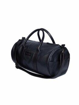 Дорожные и спортивные сумки - сумка кожаная спортивная, 0