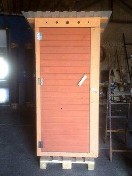 Готовые строения - Туалет для сада, кабинка душевая., 0