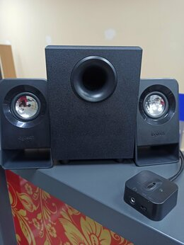 Компьютерная акустика - Акустическая система Logitech z213, 0