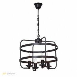 Люстры и потолочные светильники - Подвесная люстра Vitaluce V4078 V4078/4, 0