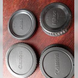 Насадки и крышки на объективы - Крышки на объективы и камеры, Nikon, Canon новые, 0