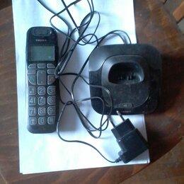 Радиотелефоны - Радиотелефон б/у , 0