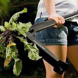 Тяпки и мотыги - Средство удаления травы выдёргиватель Fiskars 139910 корнеудалитель, 0