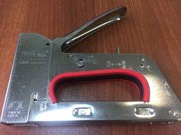 Гвоздескобозабивные пистолеты и степлеры - Скобозабиватель (степлер) RAPID R353, 0