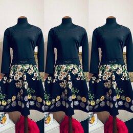 Платья - Платье Турция 🇹🇷 в стиле Dolce&Gabbana , 0