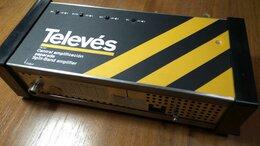 Усилители и ресиверы - Антенный усилитель тв сигнала Televes 5362, 0