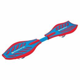 Скейтборды и лонгборды - Роллерсёрф Razor RipStik Bright Сине-красный, 0