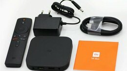 ТВ-приставки и медиаплееры - Mi Box S, 0