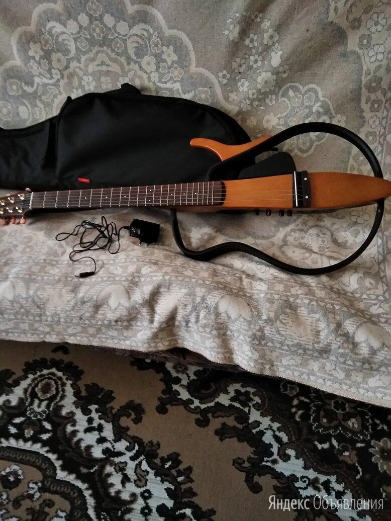 Ямаха  SLG110S силент гитара по цене 35000₽ - Акустические и классические гитары, фото 0