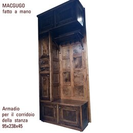 Шкафы, стенки, гарнитуры - Шкаф для прихожей _ Armadio per il corridoio della stanza, 0