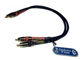 Кабели и разъемы - Кабели межблочные, аудио, RCA, Hi-Fi, Hi-End, 0