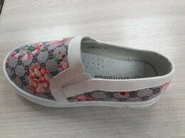 Балетки, туфли - мокасины  для девочек новые лето, 0