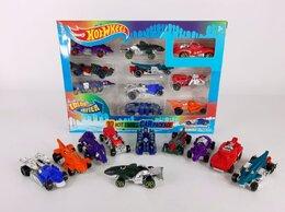 Радиоуправляемые игрушки - Машинки hot wheels 10в1 меняют цвет в воде, 0