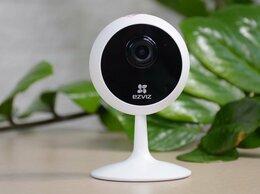 Камеры видеонаблюдения - Видеонаблюдение.Wi-Fi камера Ezviz C1C 1080P, 0