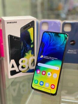 Мобильные телефоны - Samsung Galaxy A80 128gb Черный, 0