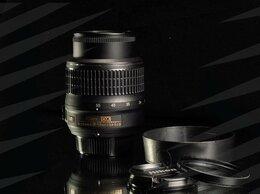 Объективы - Nikon AF-S 18-55 mm VR // 7604 📷 , 0