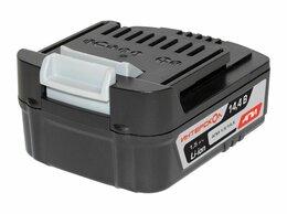 Аккумуляторы и зарядные устройства - Аккумуляторный блок АПИ 1,5А/ч, 14,4В, Li-ion…, 0