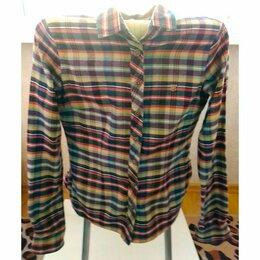 Блузки и кофточки - Рубашка женская приталенного силуэта фирмы «Westland». Размер 44, 0