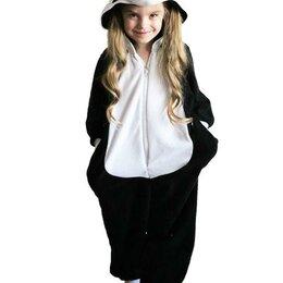 """Кигуруми - Пижама Кигуруми """"Панда"""" черно-белый размеры от 3 до 7 лет арт.ING1 (4 года), 0"""