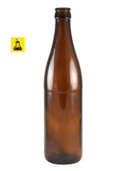 Этикетки, бутылки и пробки - Бутылка пивная, 0