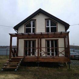 Готовые строения - Каркасный сип дом 72М2, 0
