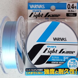 Леска и шнуры - VARIVAS AVANI Light Game SUPER PREMIUM PE X4…, 0