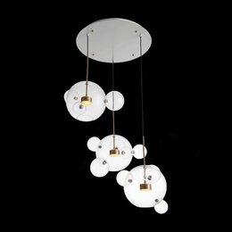 Люстры и потолочные светильники - Подвесной светодиодный светильник ST Luce Bopone…, 0