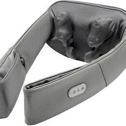 Массажные матрасы и подушки - Массажер Le Fan 3D Kneading Shawl LF-AP017-MGY-2 (работает от сети), 0