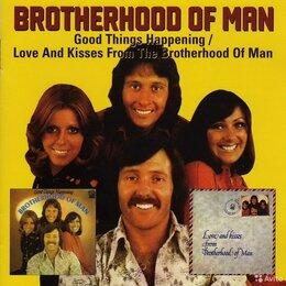 Музыкальные CD и аудиокассеты - Мелодии и ритмы 70х-Brotherhood of Man-2CD и…, 0
