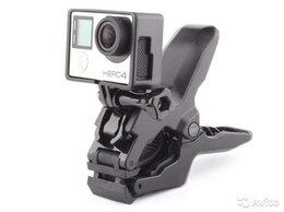 Аксессуары для экшн-камер - Прищепка челюсти Flex Clamp для GoPro/Xiaomi/SJCam, 0