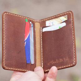 Визитницы и кредитницы - Визитница \ Бумажник, 0
