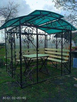 Комплекты садовой мебели - Беседки с мангальной зоной, 0