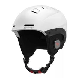 Спортивная защита - Шлем защитный SS1 Smart4u Bluetooth Ski Helmet размер L белый, 0