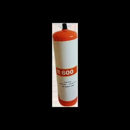Хладагенты - газ фреон r 600a 420 гр с клапаном, 0