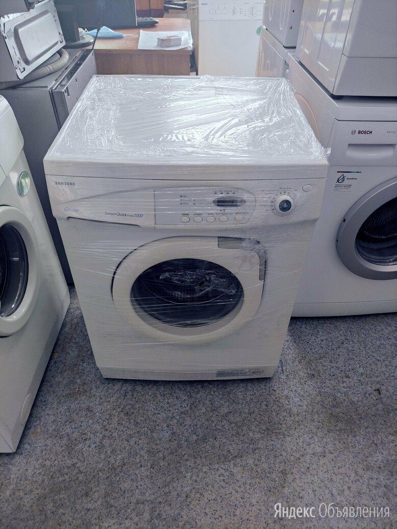 (5.5кг) SAMSUNG стиральная машинка по цене 7000₽ - Стиральные машины, фото 0