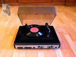 Проигрыватели виниловых дисков - Проигрыватель Рондо-206М стерео (СССР), 0