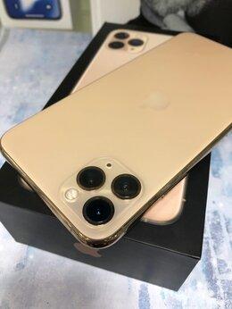 Мобильные телефоны - iPhone 11 Pro Max 256GB Gold Б/У Гарантия, 0