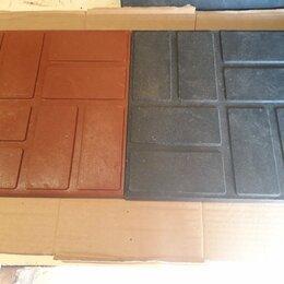 Садовые дорожки и покрытия - Плитка полимерпесчаная садовая  250х250х20, 0