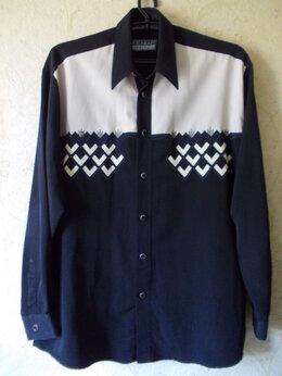 Рубашки - Красивые мужские рубашки XL-2XL, 0