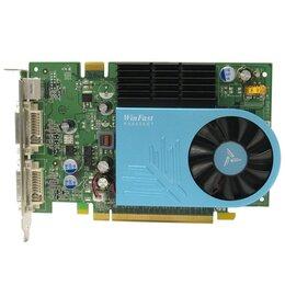 Видеокарты - Видеокарта PCI-E 512Mb GeForce Fx8600Gt Leadtek , 0