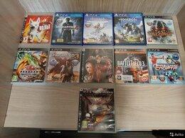 Игры для приставок и ПК - Лицензионные диски PS3/PS4, 0