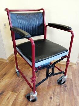Приборы и аксессуары - Кресло каталка с санитарным оснащением, 0