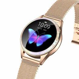 Умные часы и браслеты - Смарт часы женские KingWear KW20, 0